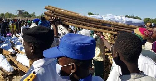 Pai e Filho são decaptados na Nigéria
