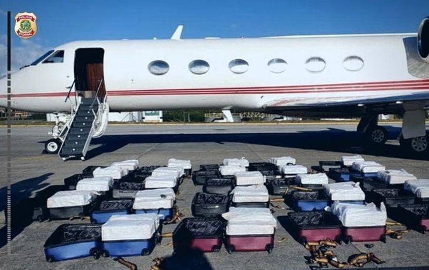 Polícia Federal apreende 1300 kg de cocaína