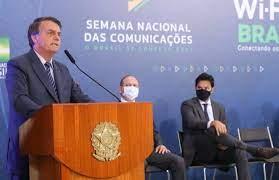 Presidente edita MP e garante a liberdade de expressão na internet