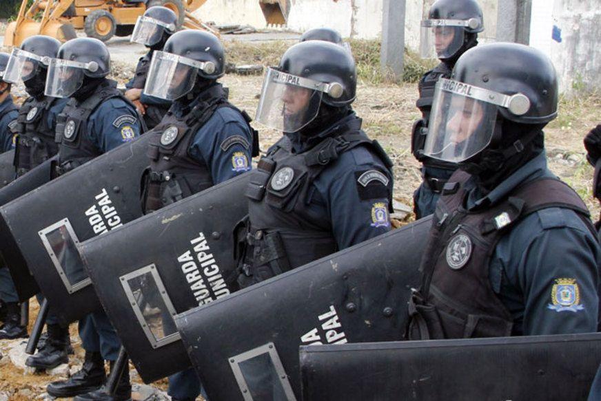 Apoio aos destaques das Guardas Municipais Reforma Administrativa