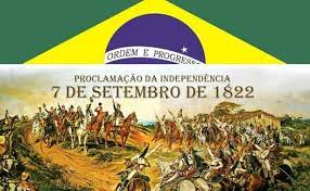 7 de Setembro Histórico no Brasil