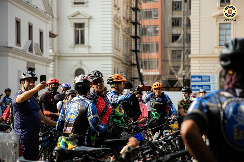 3º Passeio Ciclístico da GCM